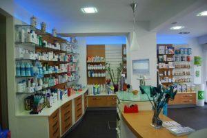 Reforma y decoración de farmacia