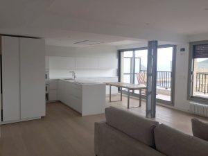 Viviendas salón reformas Donostia