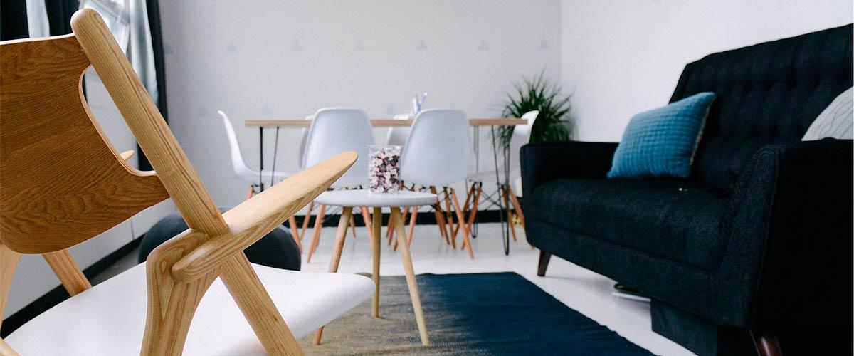 Ideas de decoración de interiores baratas