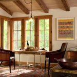Decoración de interiores rústicos para casas pequeñas