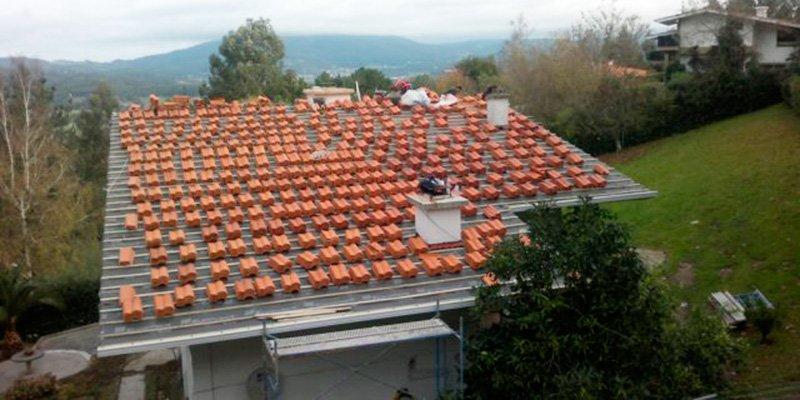 Rehabilitación de tejados en Bizkaia