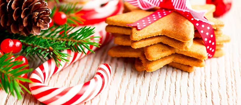 Decoración navideña para estas fiestas