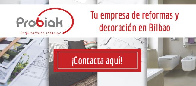 Contacta con probiak empresa de obras y reformas