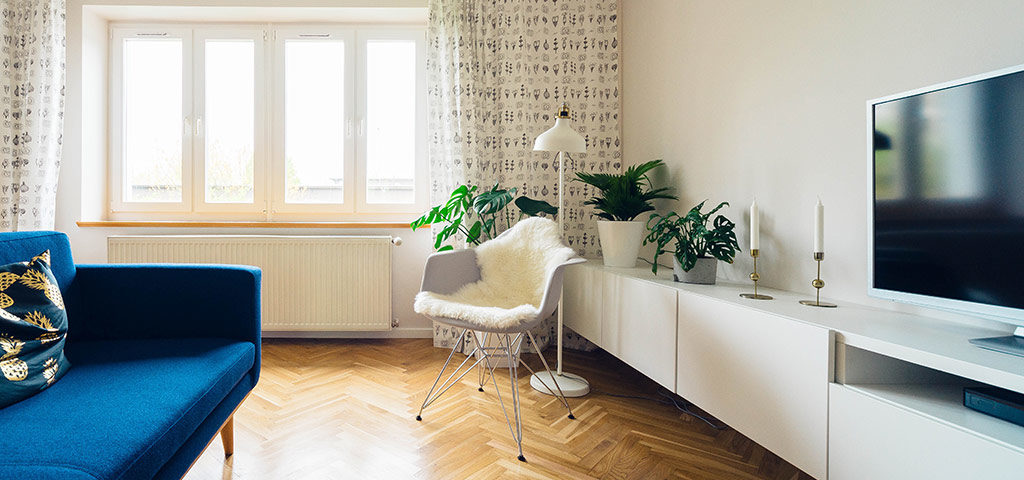 5 increíbles trucos de decoración para casas pequeñas