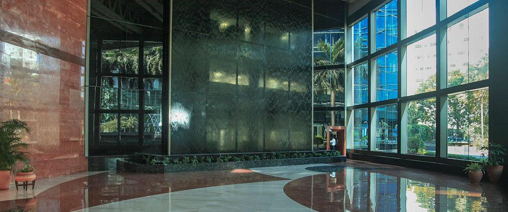 Reformar el portal de un edificio