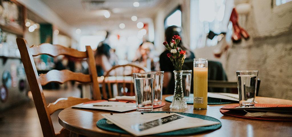 Reformar un restaurante: 4 consejos para acertar