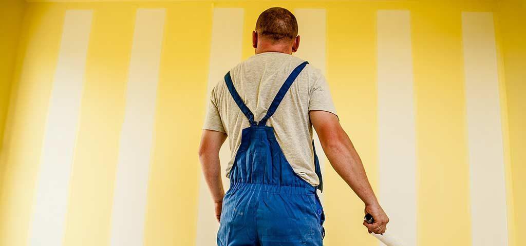 9 consejos para acertar siempre al pintar una casa