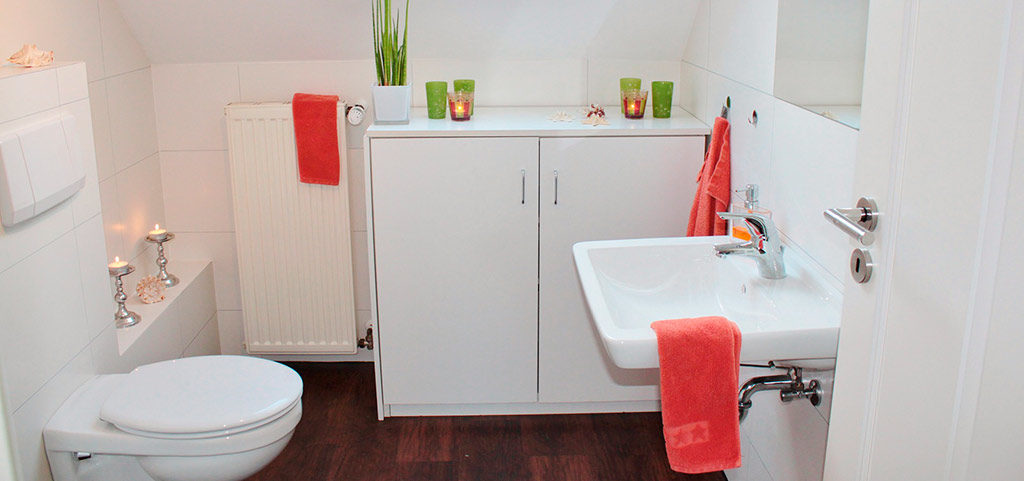 5 soluciones para reformar un baño pequeño con éxito