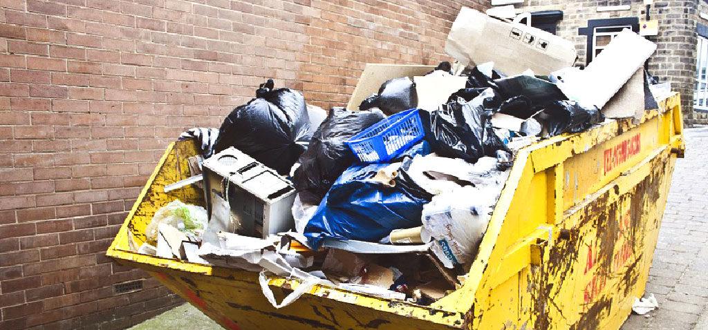 ¿Qué hago con los residuos de las reformas de casa?