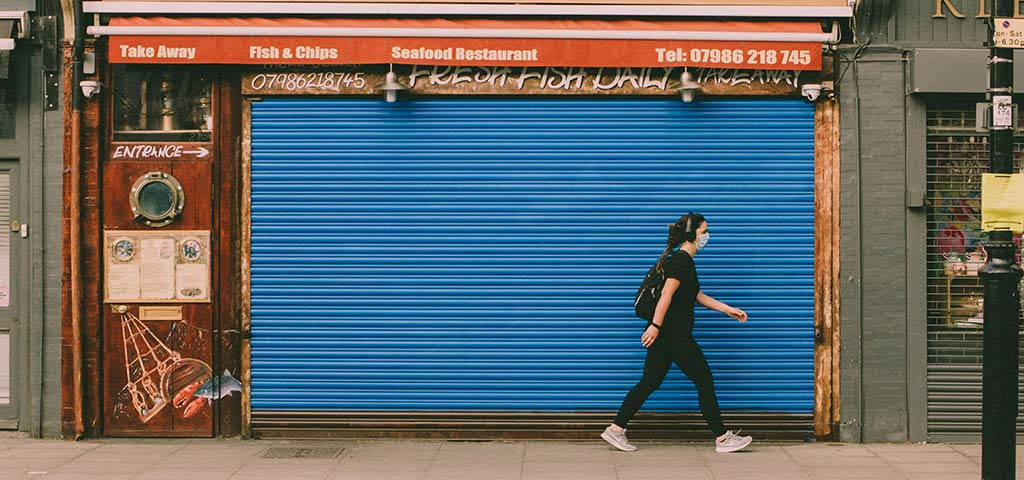 Reforma de restaurantes para adaptarlos al distanciamiento social