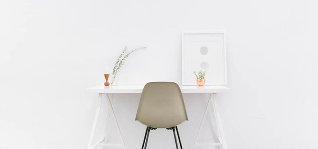 ¿Qué alternativas estéticas existen en el diseño de una oficina?