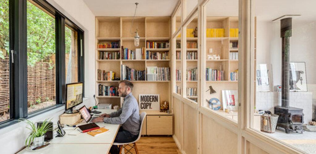 5 consejos para montar una buena oficina en casa