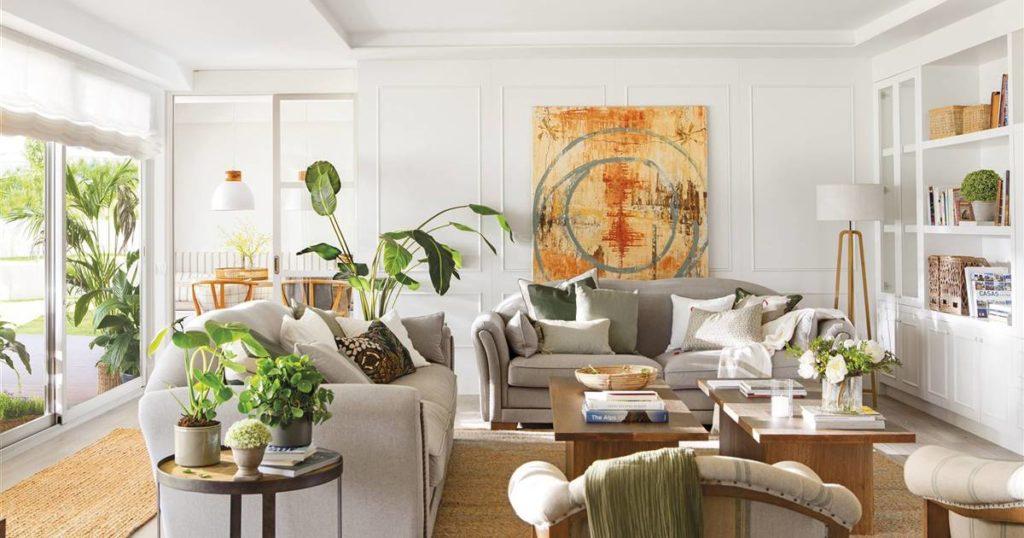 5 ideas para redecorar tu casa de manera fácil y barata