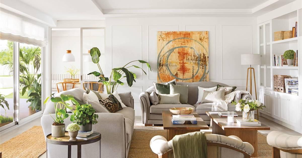 5 ideas para redecorar tu casa